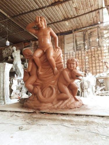 tượng trang trí nghệ thuật đẹp