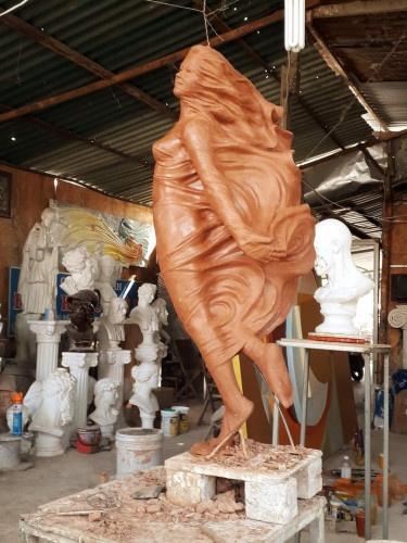 tượng trang trí nghệ thuật đẹp tại tphcm